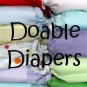 Doable Diapers Button